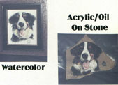 Pet Portraits in Oil or Acrylic